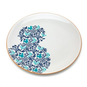 Disney Azul Collection Plate