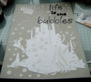 Disney Bubbles Art01