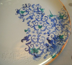 Mickey Plate02