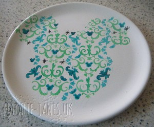 Mickey Plate07