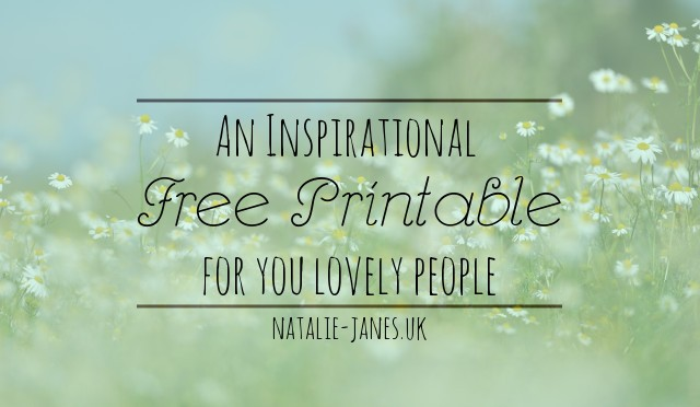free printable feature